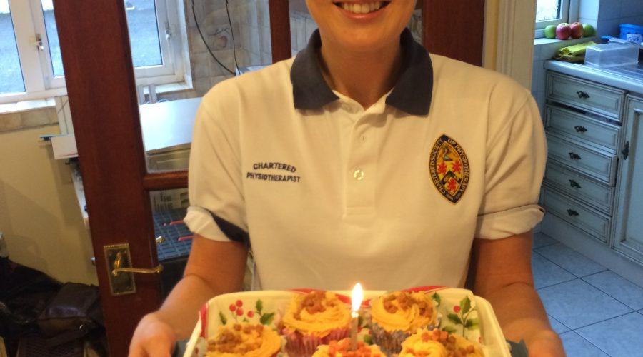 Happy Birthday Claire!!