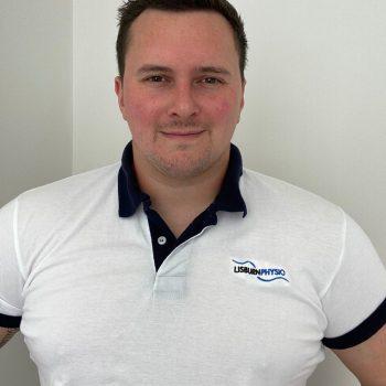 Stephen Ferguson MSc (Hons), MCSP, SRP